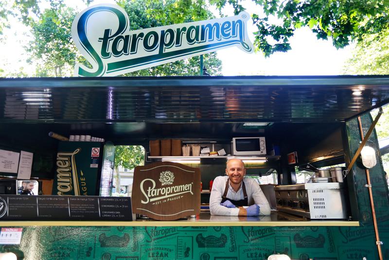 Food Truck specialties by Marin Medak