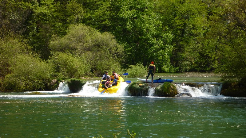 rafting mrežnica
