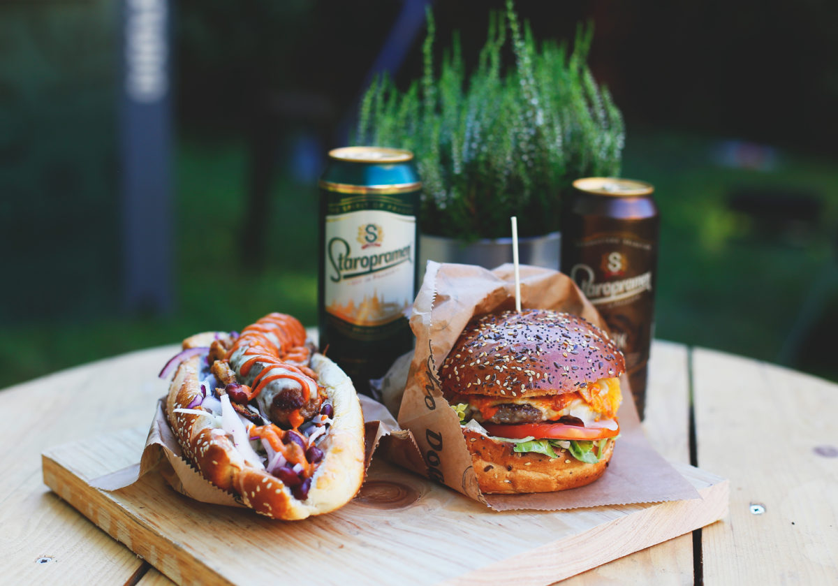 Staropramen picnic