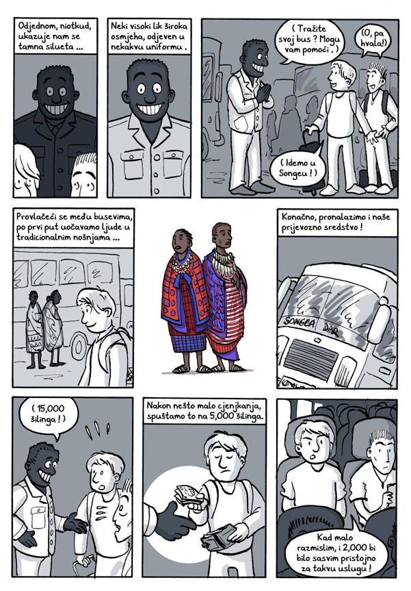 Domagoj Rapčak strip