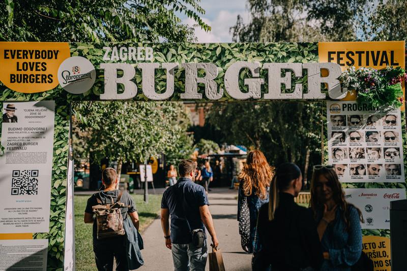 Zagreb Burger Festival 2020.