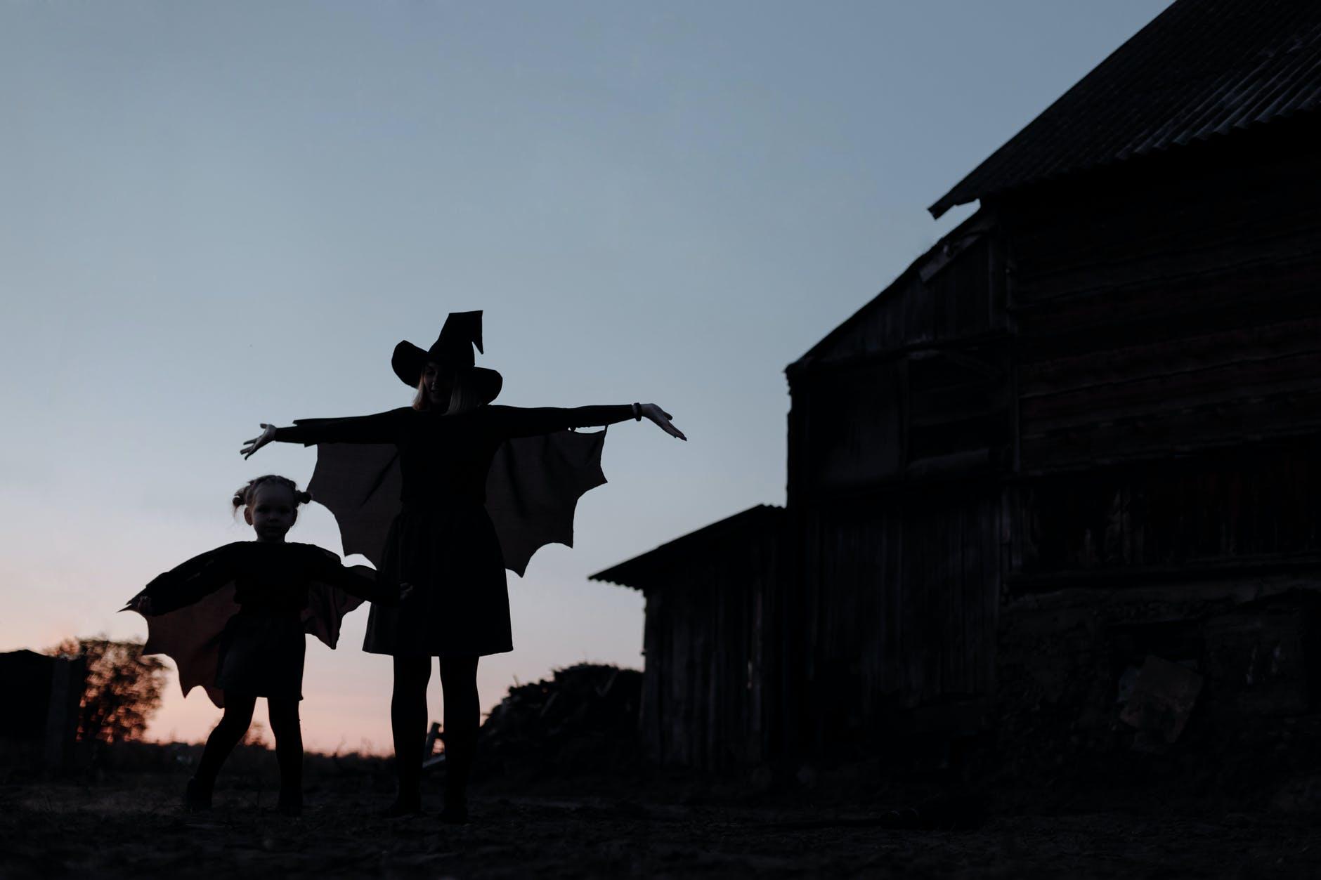 noć vještica za djecu
