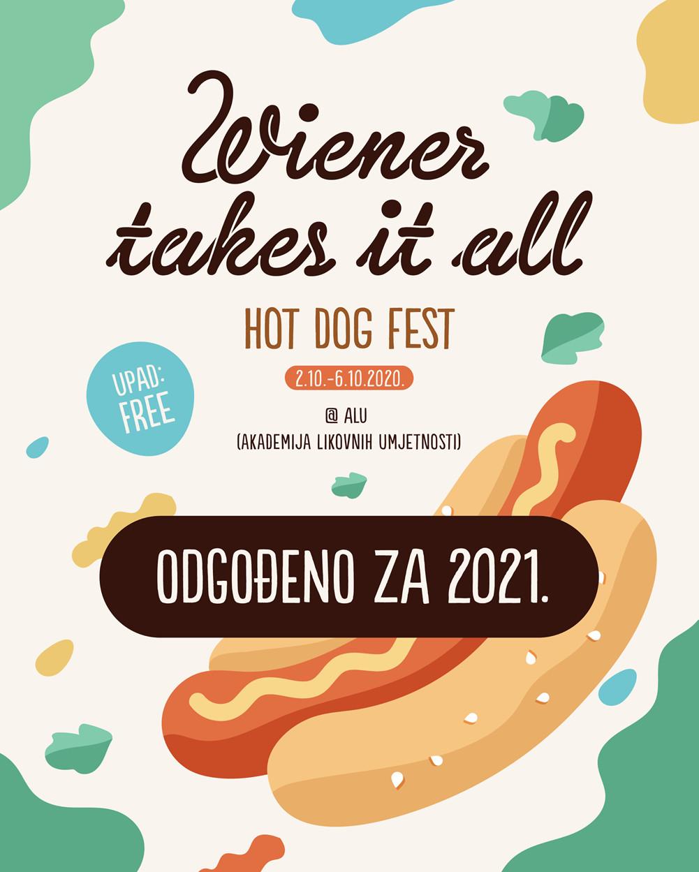 Wiener takes it all ODGOĐENO