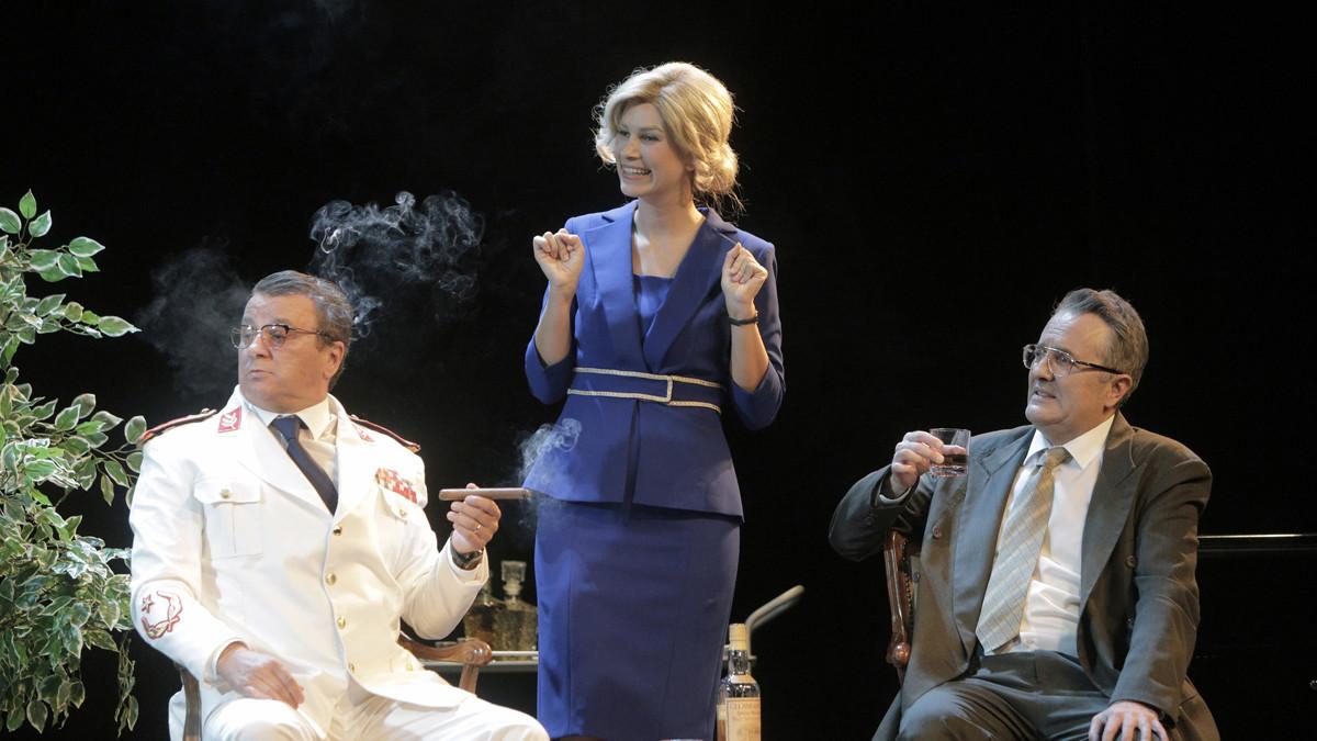 Predsjednici&ca, kazalište Kerempuh