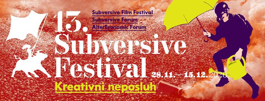 13. Subversive festival
