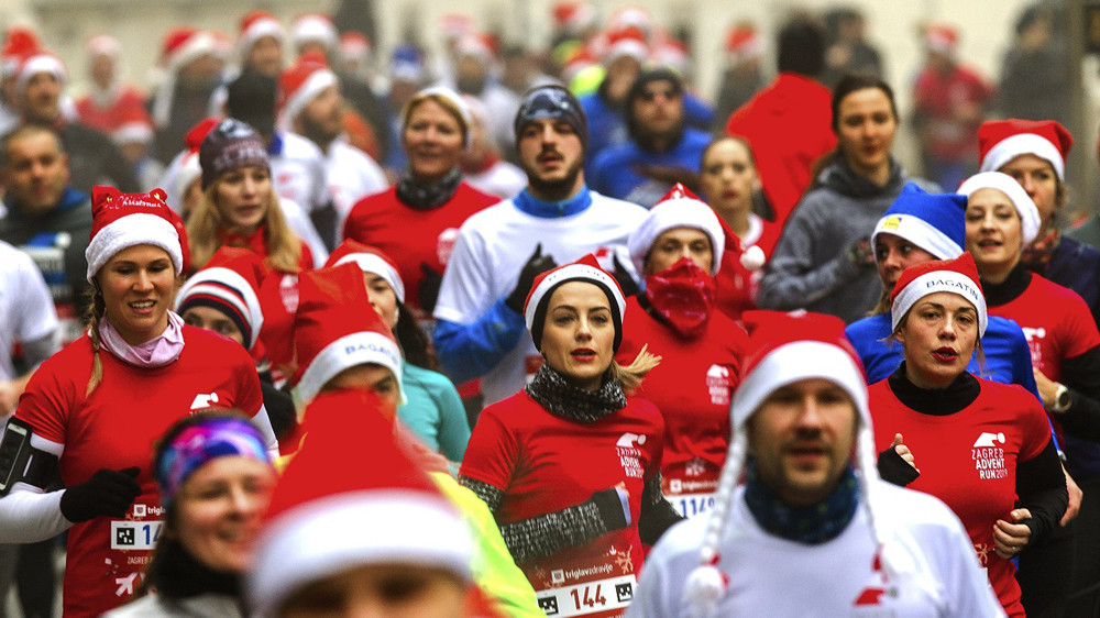 Zagreb Advent Run