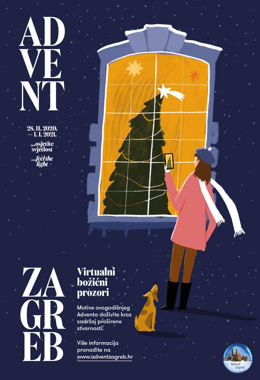 Advent Zagreb 2020