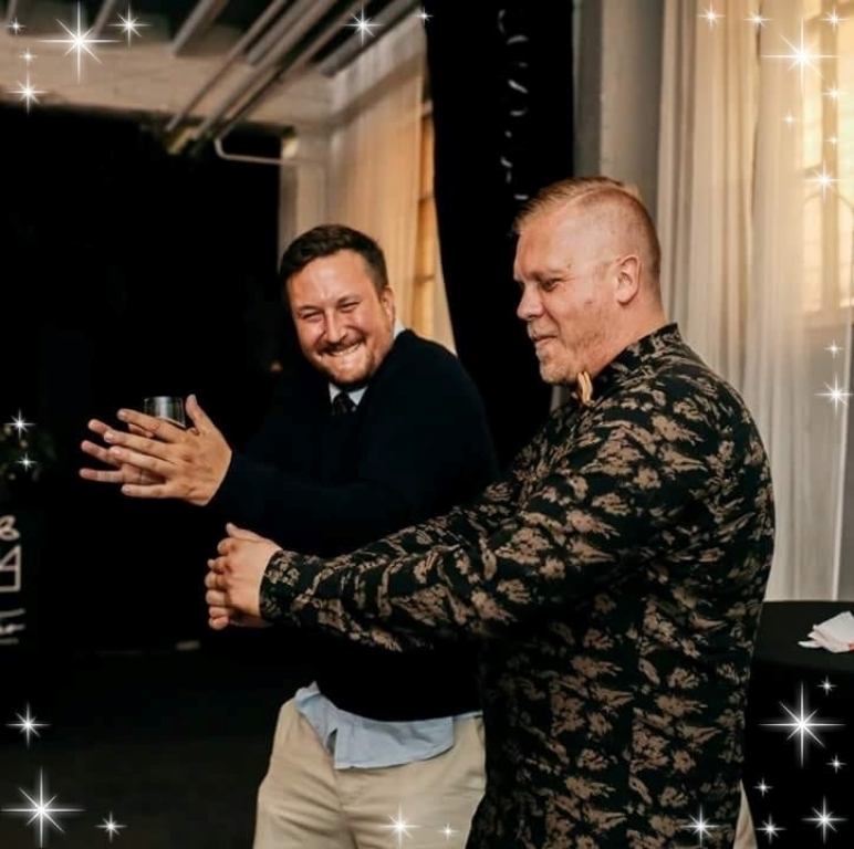 Adnan Mehmedović Medo pleše