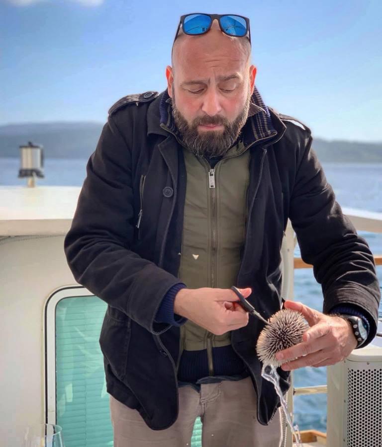 ribafish otvara morskog jeza