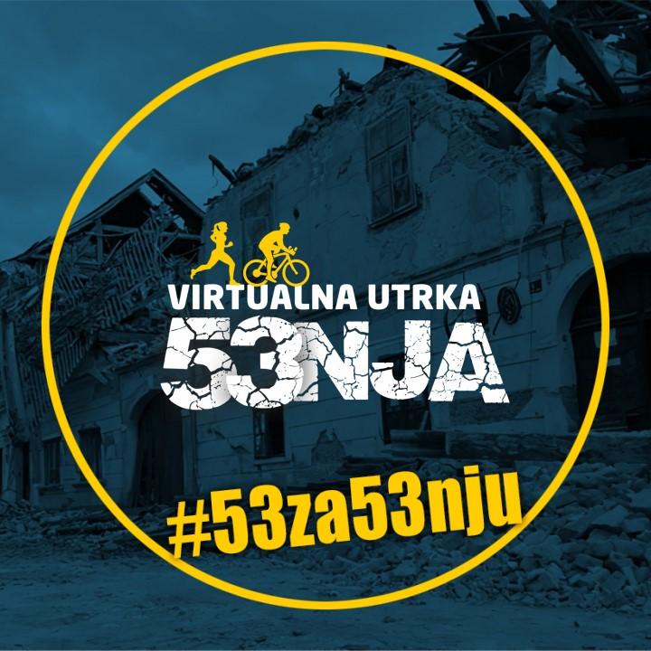 Virtualna utrka: 53nja