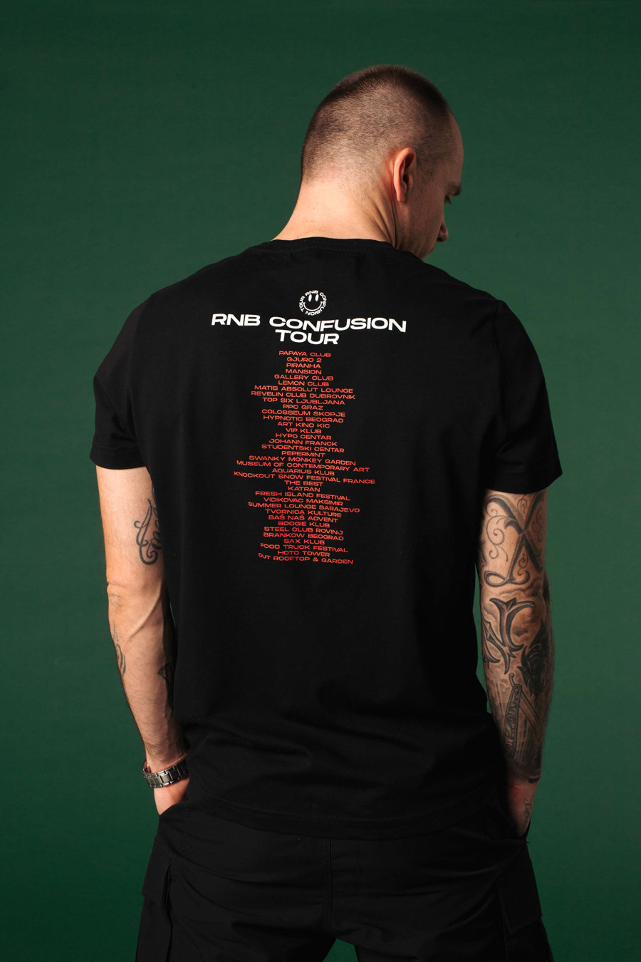 RNB Confusion merch