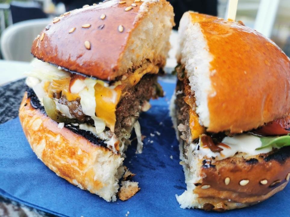 burger instafood