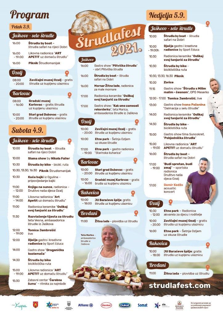 Program Strudlafest 2021
