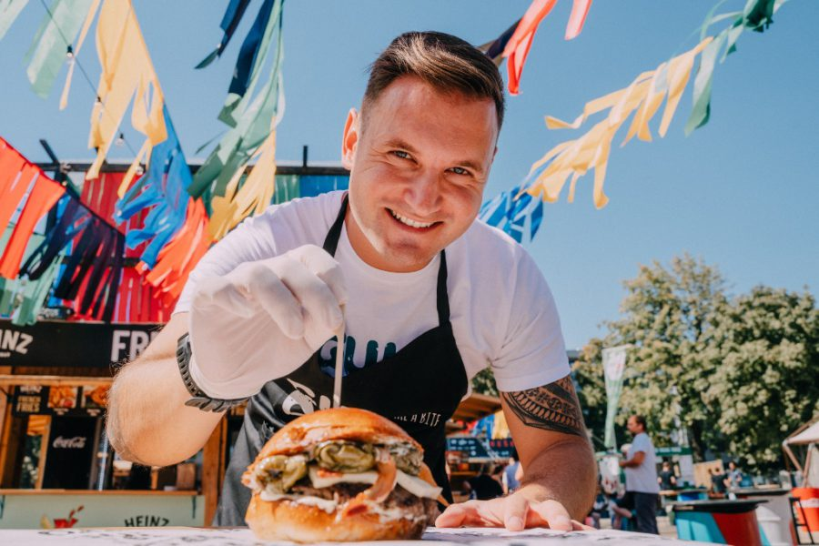 Gospar burger - Food Bar Guloso Dubrovnik